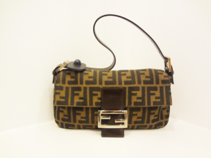 Fendi brown monogrammed $291