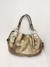 B Makoswsky Bronze Bag - $59